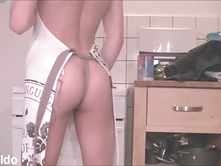 Danish Boy -  Fuck me while I'm cooking for you