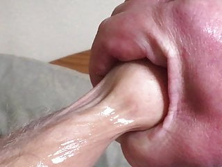 Foreskin with a rubber egg #2