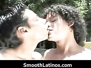 Gay latin Dano, Saul and David latino