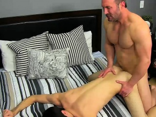 Nothing feels quite like a fresh twinks ass, and Brock