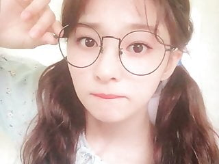 190202 Fromis 9 Nagyung Cum Tribute