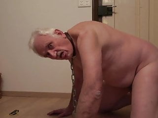 Older slave Ernst following master tasks
