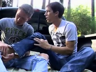 Gay toe sucking movietures An Outdoor Fuck For Foot Lovers